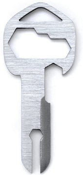 MyKee Brushed Titanium Multi-Tool Key