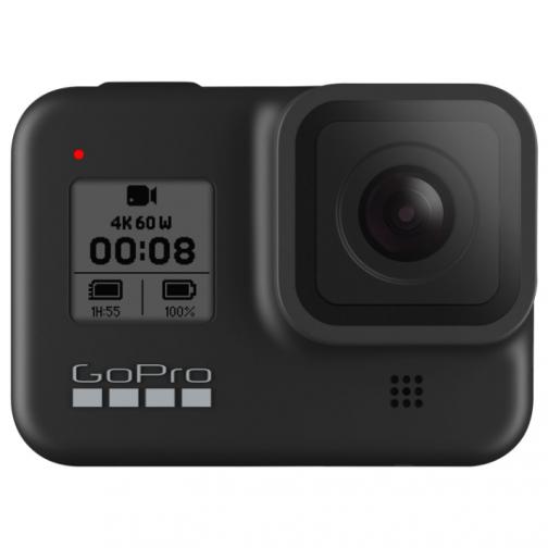 GoPro HERO8 Black Waterproof 4K Sports & Helmet Camera