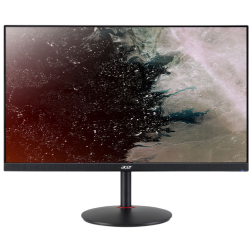 "Acer Nitro 23.8"" FHD 165Hz 2ms GTG IPS LED FreeSync Gaming Monitor (XV240Y) - Black"