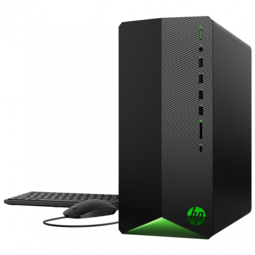 HP Pavilion Gaming PC (Intel Core i7-10700F/1TB HDD/256GB SSD/16GB RAM/GeForce GTX 1660 Super) - Eng