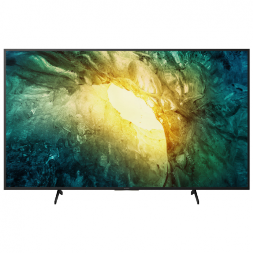 """Sony 75"""" 4K UHD HDR LED Android Smart TV (KD75X750H)"""