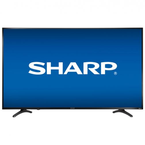 "Sharp 55"" 4K UHD LED Smart TV (LC-55LBU711C) - Only at Best Buy"