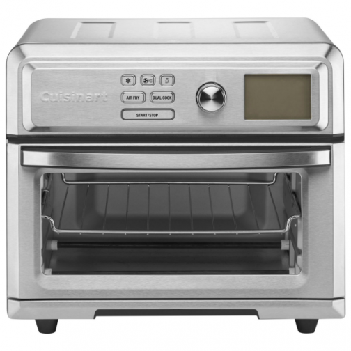 Cuisinart AirFryer Toaster Oven - 0.6 Cu. Ft. - Stainless Steel