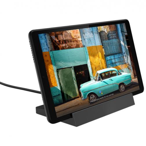 "Lenovo Smart Tab M8 8"" 32GB Tablet w/ MediaTek Helio A22 4-Core Processor - Grey - Only at Best Buy"