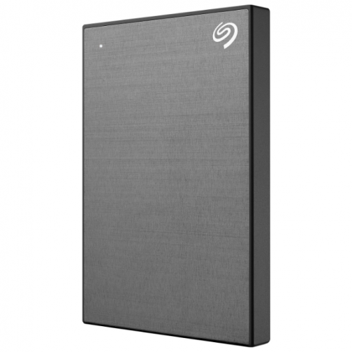 Seagate One Touch 2TB USB 3.0 Portable External Hard Drive (STKB2000404) - Grey - Only at Best Buy