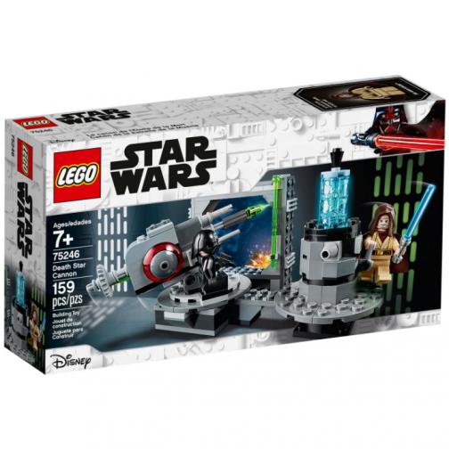 LEGO Star Wars: Death Star Cannon - 159 Pieces (75246)