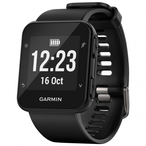 Garmin Forerunner 35 GPS Watch - Large - Black
