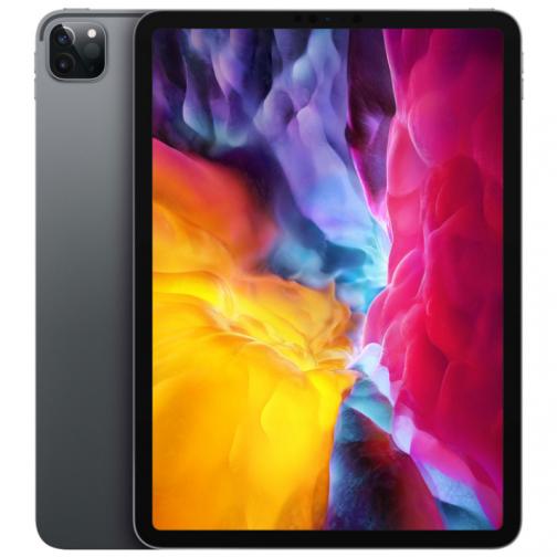 "Apple iPad Pro 11 128GB with Wi-Fi (2nd Generation) - Space Grey"""