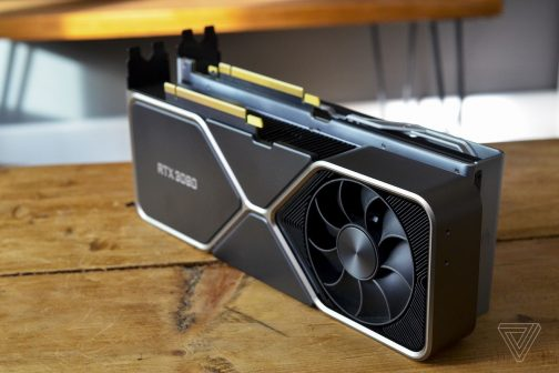 Gaming GeForce RTX 3080 Trinity 10GB GDDR6X 320-bit 19 Gbps PCIE 4.0 Gaming Graphics Card, IceStorm 2.0 Advanced Cooling, Spectra 2.0 RGB Lighting, ZT-A30800D-10P