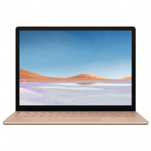 "Microsoft Surface 3 13.5"" Touchscreen Laptop - Sandstone (Intel Core i5-1035G7/256GB SSD/8GB RAM) - English"