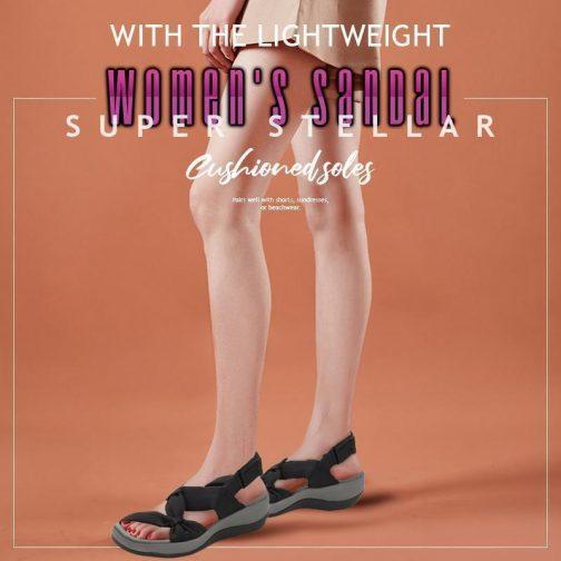 Super Stellar Women's Sandal