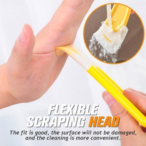 Heat Resistant Cleaning Flexible Scraper