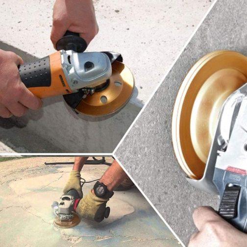 Turbo Diamond Grinding Cup Wheel