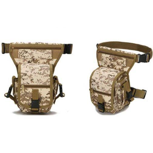 Versatile Tactical Waist Leg Bag (Free Shipping)