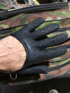 Qwik-Release Fisherman's Glove photo review