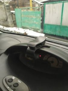 Universal Car Phone Clip photo review