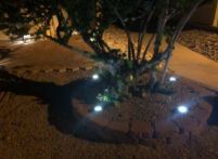 Home Garden Solar LED Lawn Light photo review