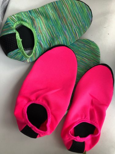 Womens and Mens Water Shoes Barefoot Quick-Dry Aqua Socks photo review